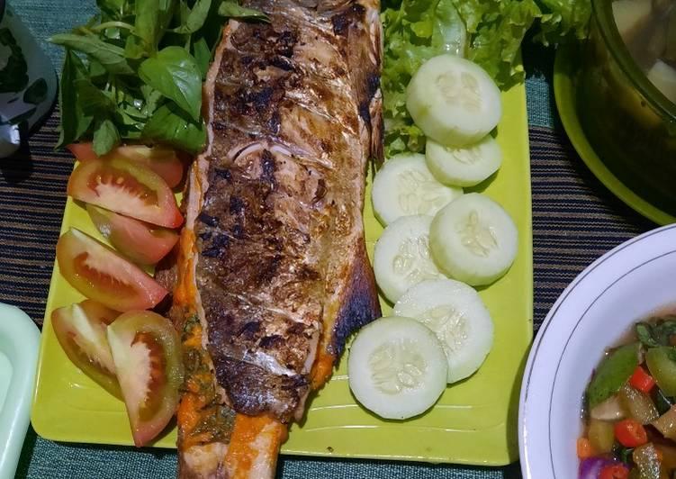 Ikan Bakar Makasar