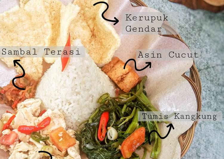 Nasi Liwet Sunda versi Magic com (w.9)