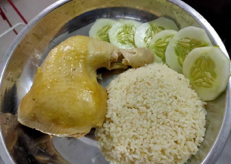 Nasi ayam hainanese - velavinkabakery.com