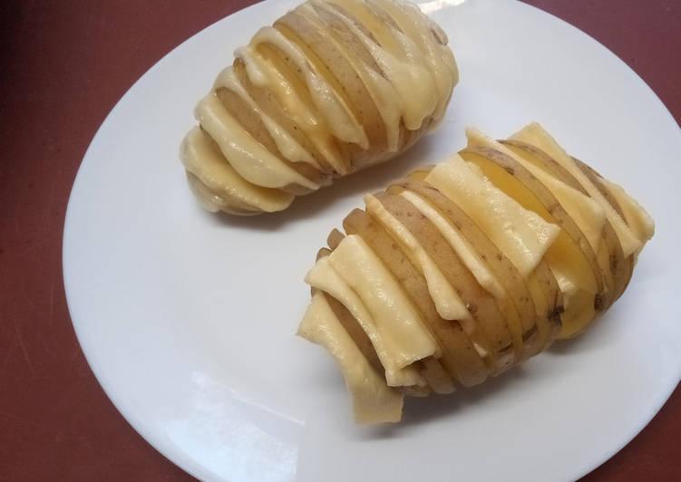 Pommes de terre à la hollandaise