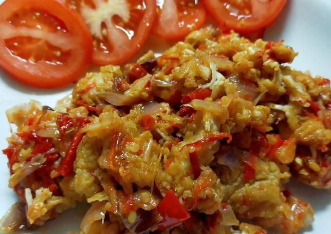 Ayam Fillet Geprek Huhuyy
