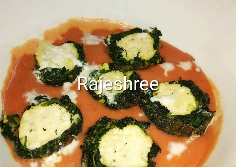 How to Make Perfect Spinach Kofta Curry(Shaam Savera)
