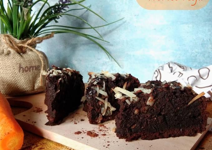 Brownies Wortel Keju