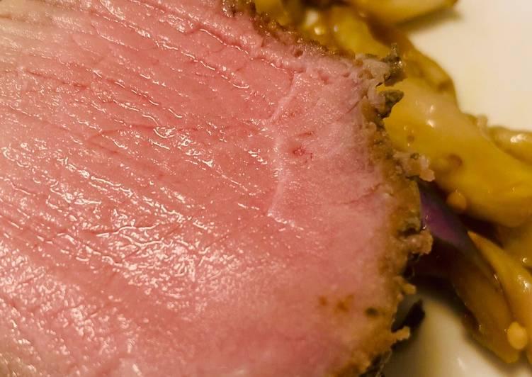 Ricetta Filetto di maiale cbt