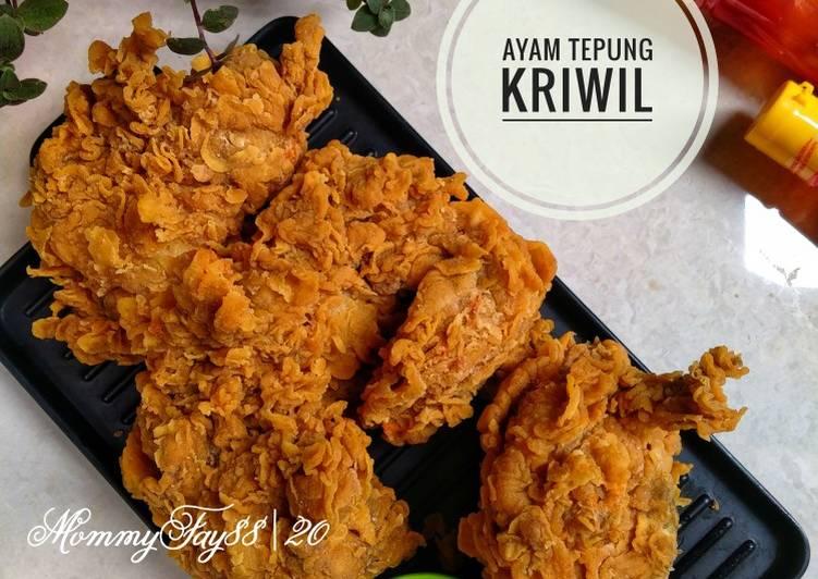 Ayam Tepung Kriwil