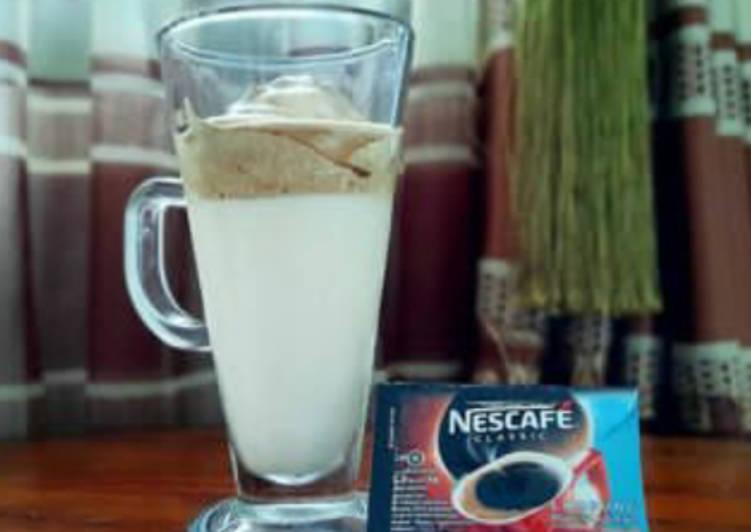 Dalgona Coffee Praktis