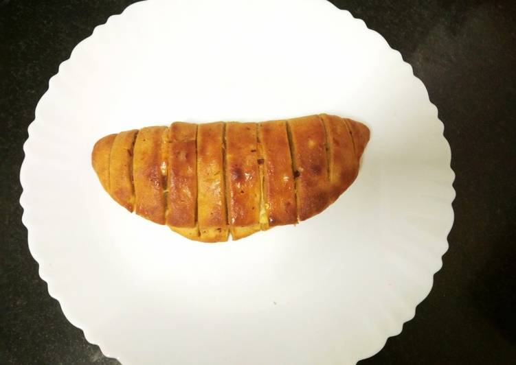 Easiest Way to Prepare Homemade Multigrain garlic bread
