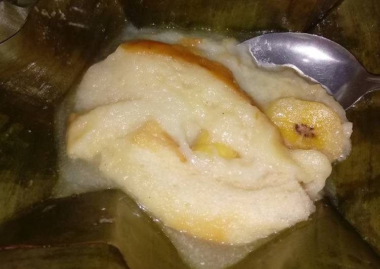 Langkah Mudah Untuk Membuat Bongko Roti Banana Anti Gagal Aneka Resep Terbaik Terkini Dan Terbaru