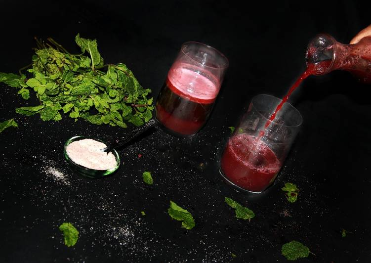 Beetroot Ginger Juice