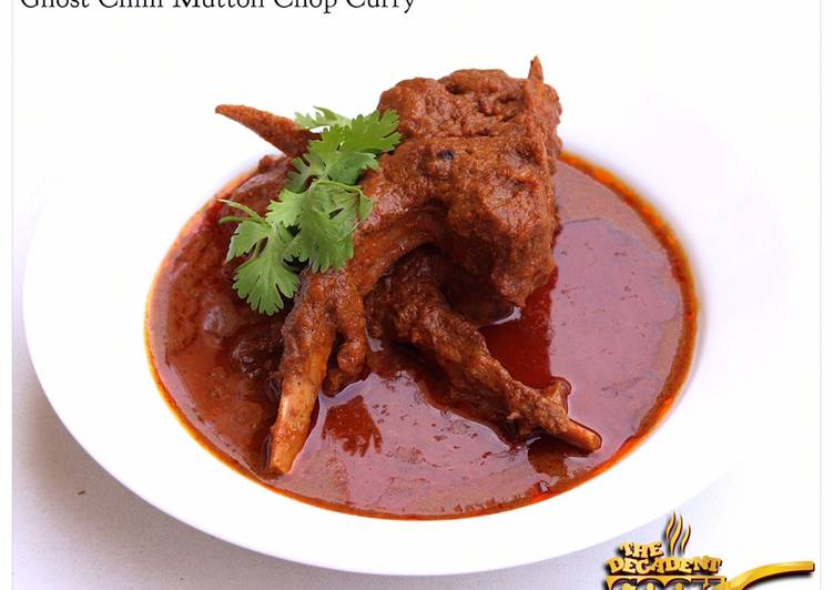 Ghost Chilli Mutton Chop Curry, What Are The Advantages Of Eating Superfoods?