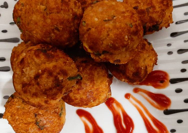 Recipe of Perfect Bread Sweetcorn aappe