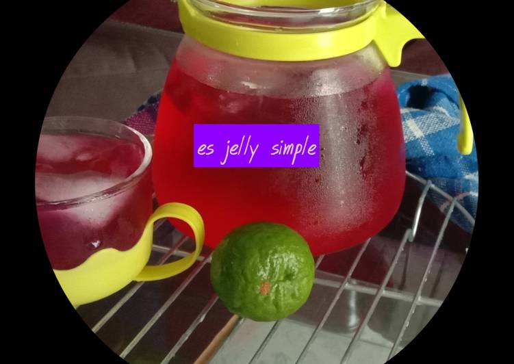Es jelly simple