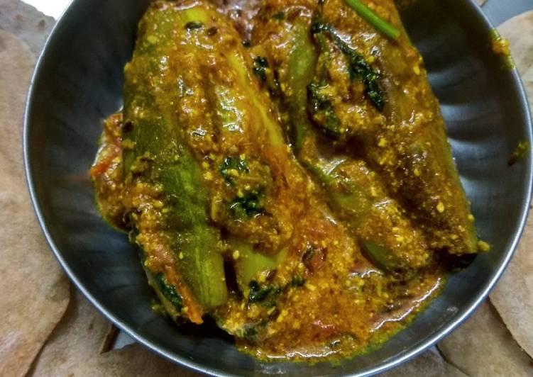 Doi Potol/Dahi Parwal