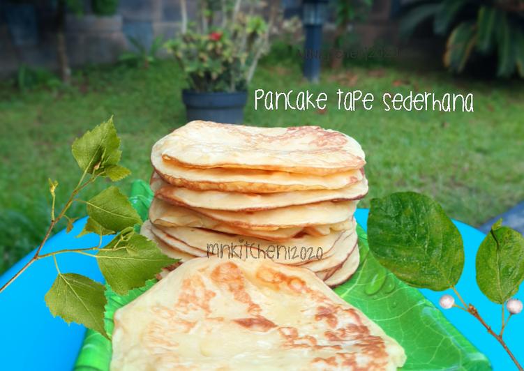 Pancake Tape Sederhana