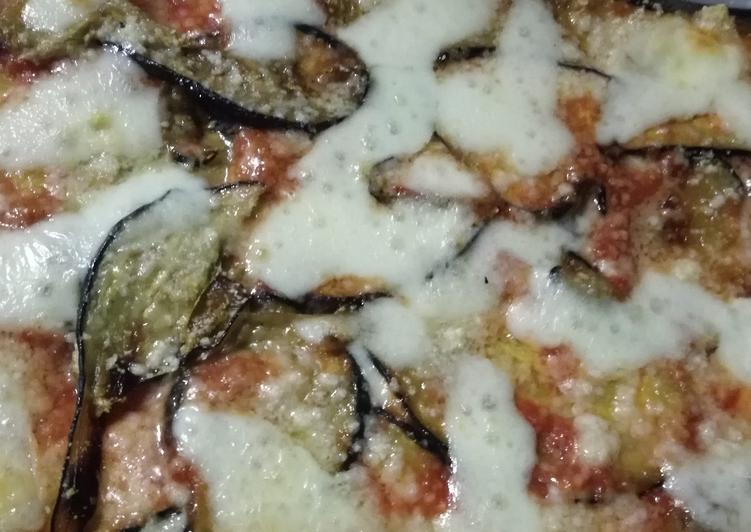 Ricetta Melanzane alla parmigiana senza frittura