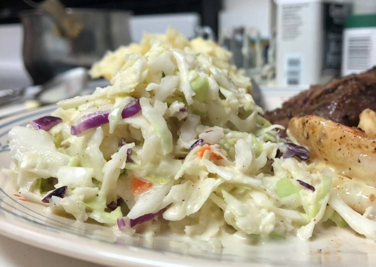 Tangy Cole Slaw