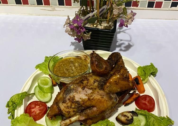 Chicken Rosemary Roasted