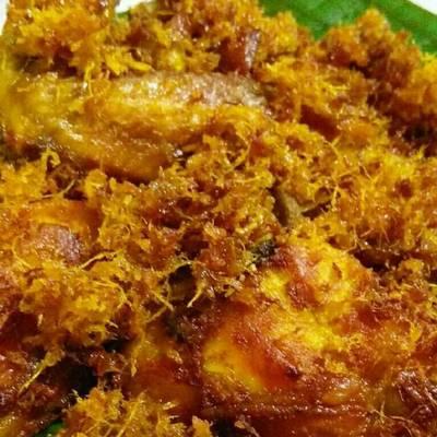 Resep Ayam Serundeng Lengkuas Oleh Mping Cookpad