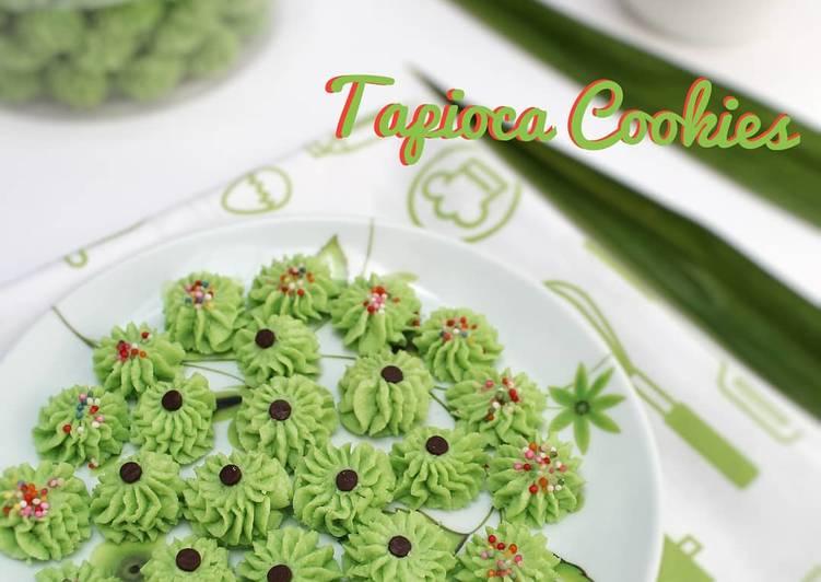 Tapioka Cookies aka Semprit Tapioka