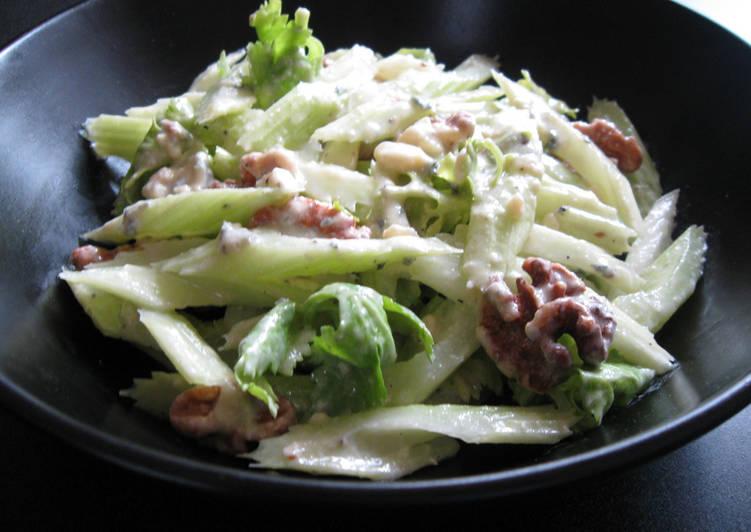 Simple Way to Prepare Ultimate Celery & Blue Cheese Salad