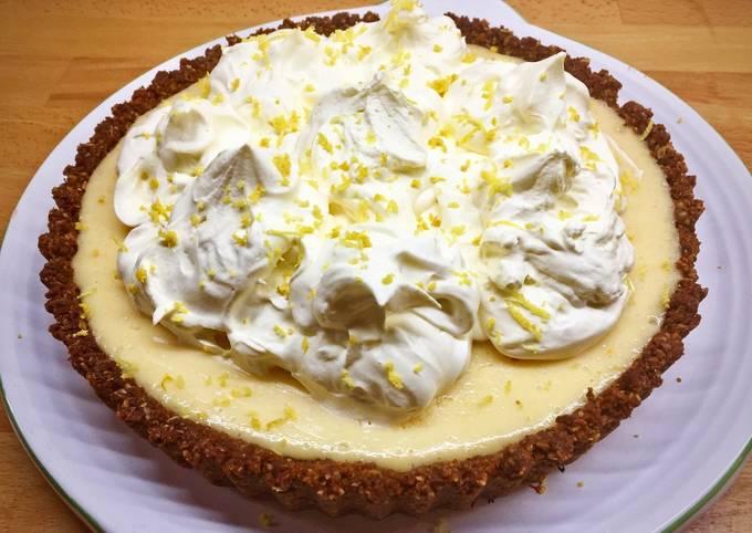 Recipe: Delicious Easy Lemon & Lime Pie