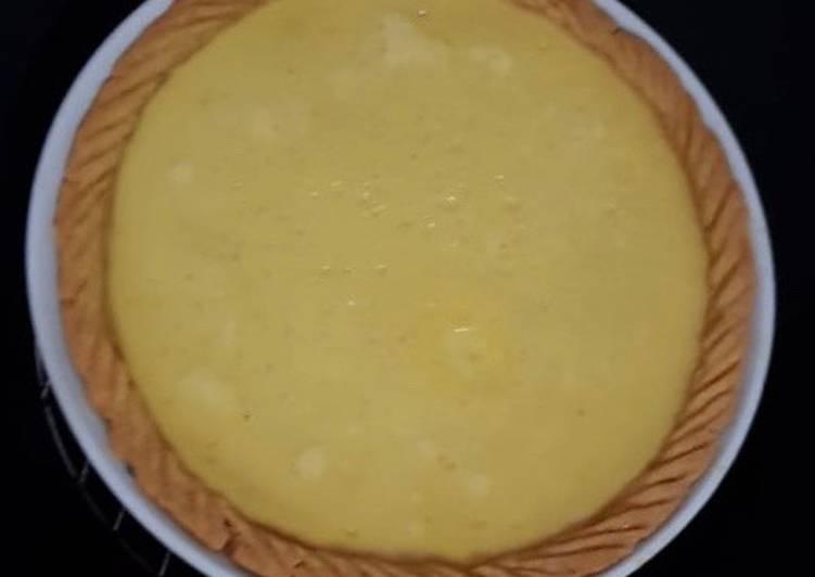 Resep Kue Lontar (Pie susu)sederhana Paling Top