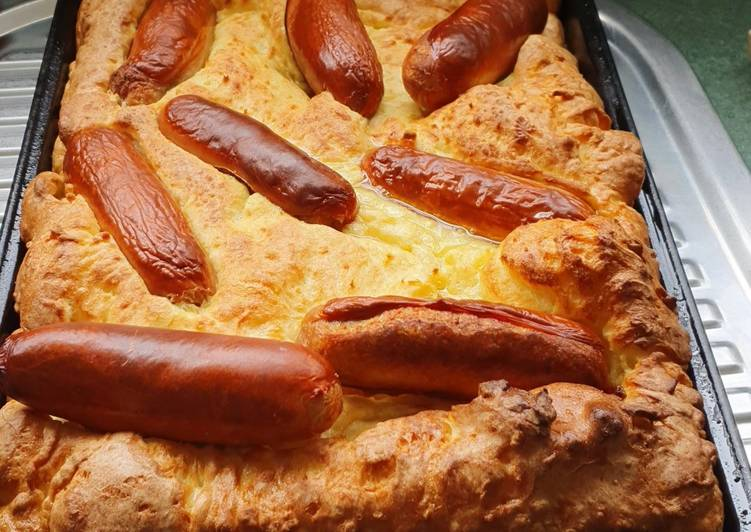 Step-by-Step Guide to Prepare Most Popular Toad In The Hole