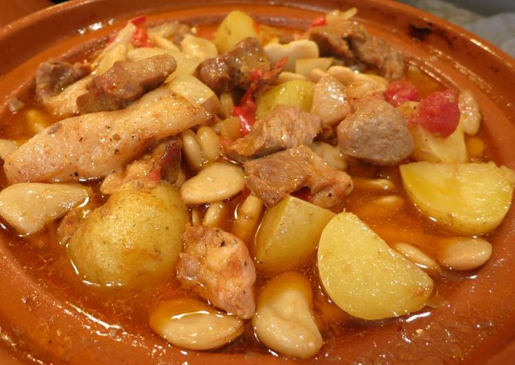 Easy Smoky, Spicy Pork Tagine