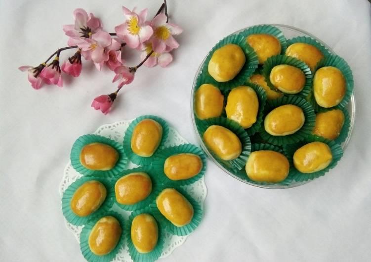 Nastar Ekonomis Lembut (Eggless)
