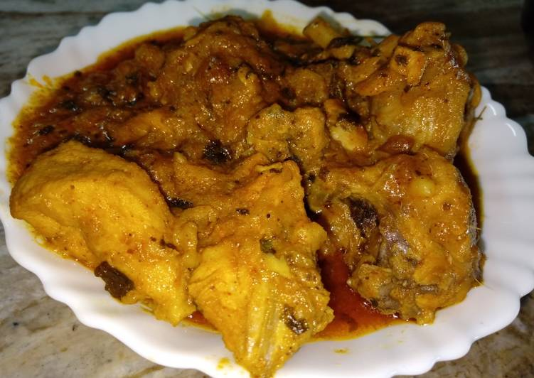 10 Minute How to Prepare Favorite Chicken Methi Malai