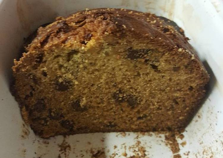 How to Make Delicious Banana chocolate or nut bread