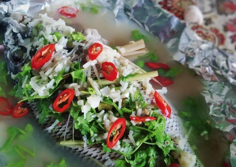 Ikan Stim Limau Thai