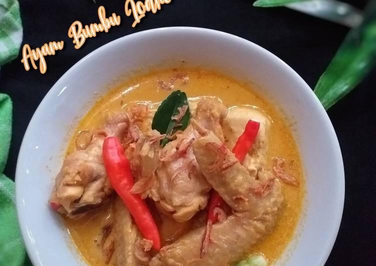 9.58 Ayam masak Lodho
