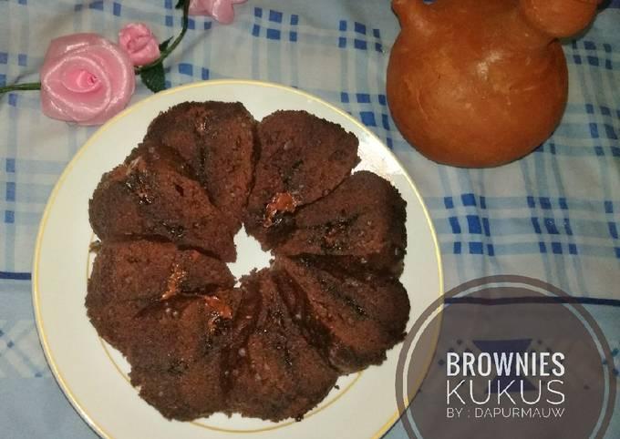 (39) Brownies Kukus