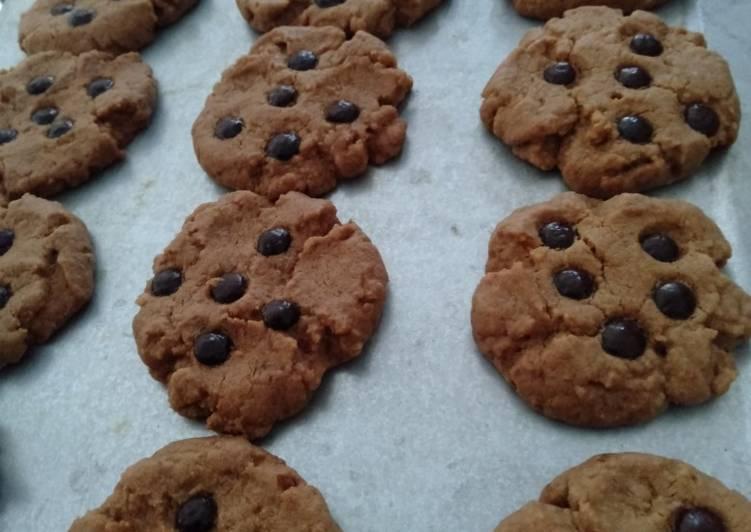 47. Good Time cookies custard renyah