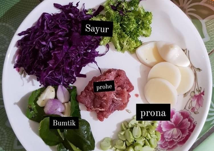 MPASI 7bln bubur jagung daging sapi