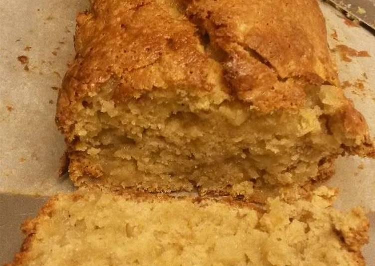 Easiest Way to Prepare Homemade Robin's Apple Banana Bread