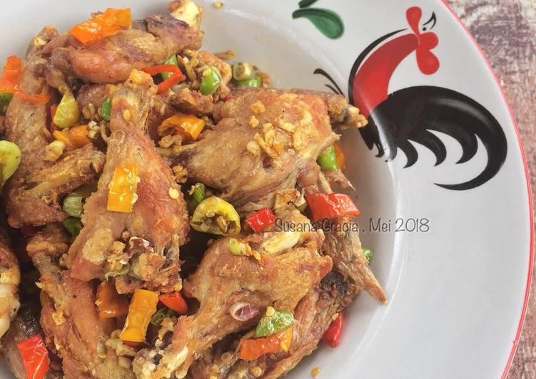 Ayam Lada Garam #selasabisa