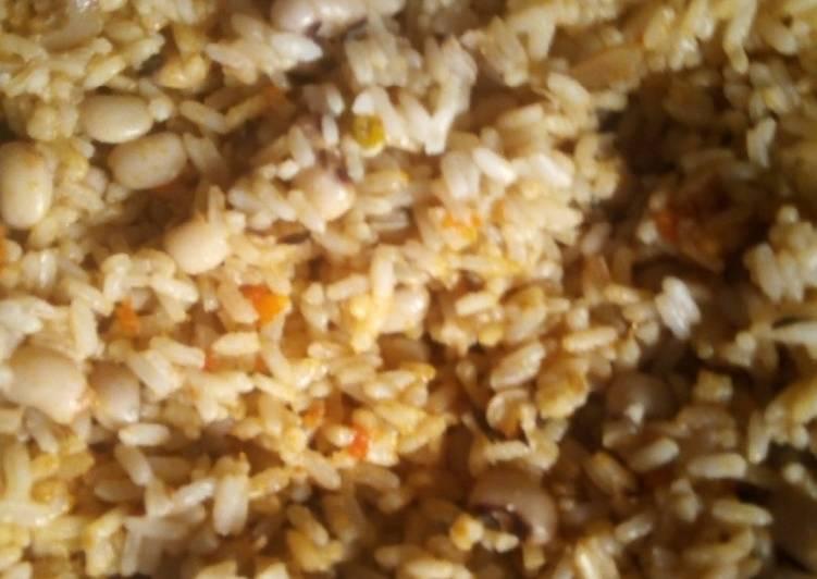 25 Minute Simple Way to Prepare Award Winning Jollof rice and pomo