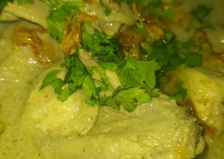 Resep Opor Ayam #4 Yang Mudah Endes