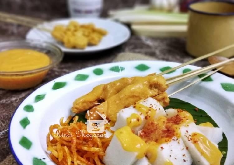 245. Sate Ayam Padang Creamy - cookandrecipe.com