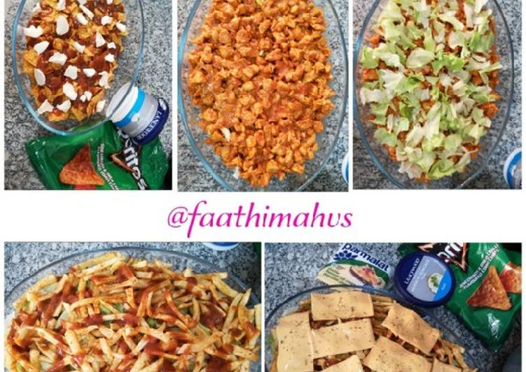 How to Prepare Ultimate Fully Loaded Nachos