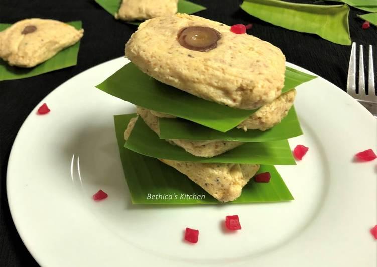 15 Minute How to Prepare Super Quick Homemade Bhapa Sandesh Paturi (Steamed Sandesh in Banana Leaf)