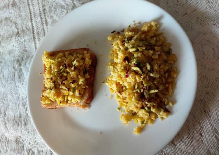 The Best Dinner Easy Ultimate Eggs halwa