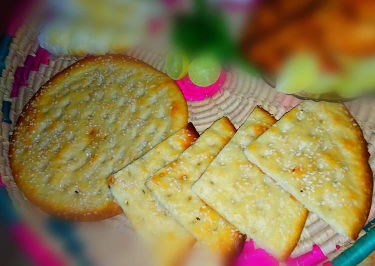 Roghni Naan(baked chicken tikka)
