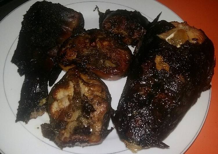 Recipe of Perfect Grilled Catfish