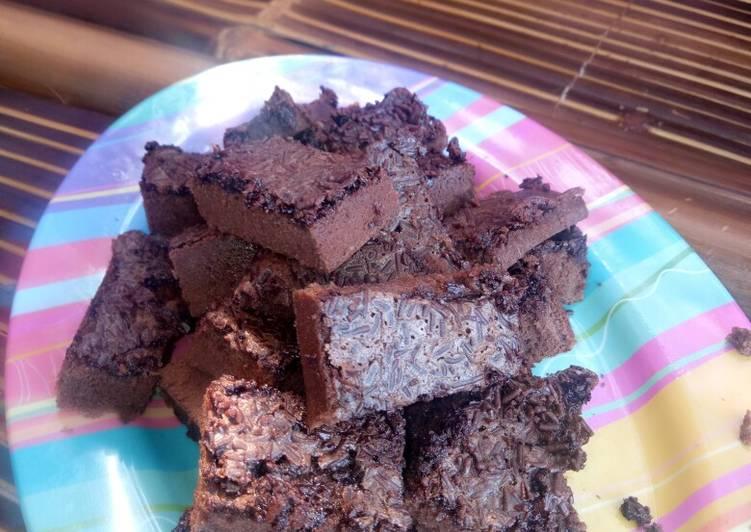 Bagaimana Membuat Brownies panggang Anti Gagal