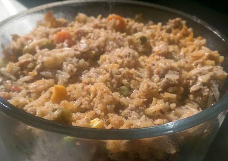 Spicy Ground Pork Curry