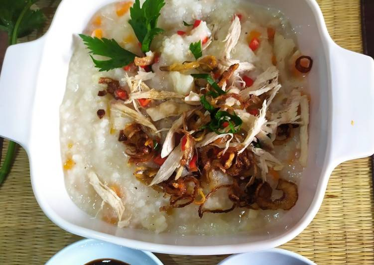 Bubur Nasi KD - resepipouler.com