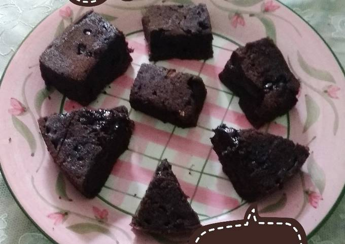 Brownies kukus🍫🍫🍫